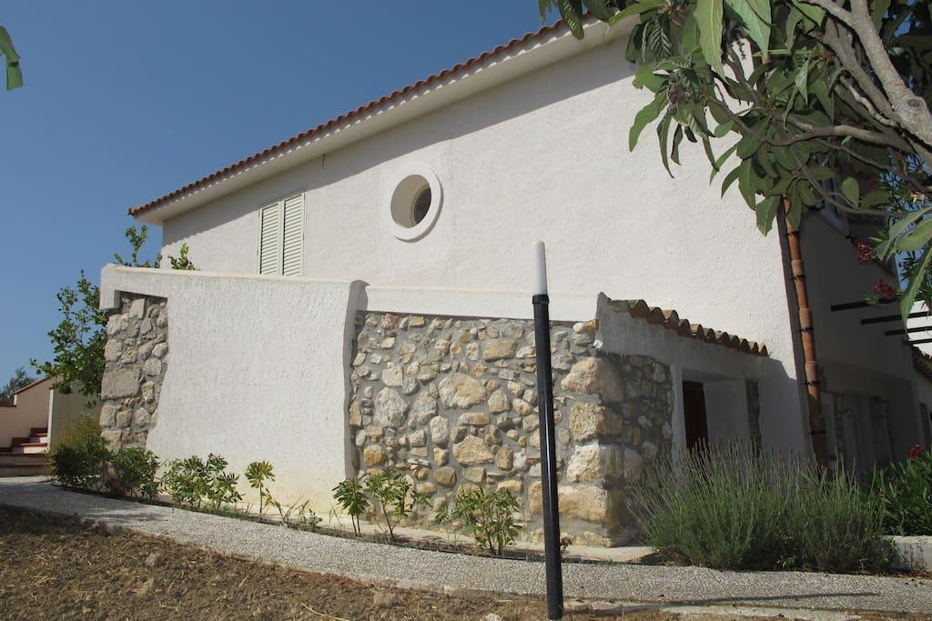 Esterno Villa Clelia