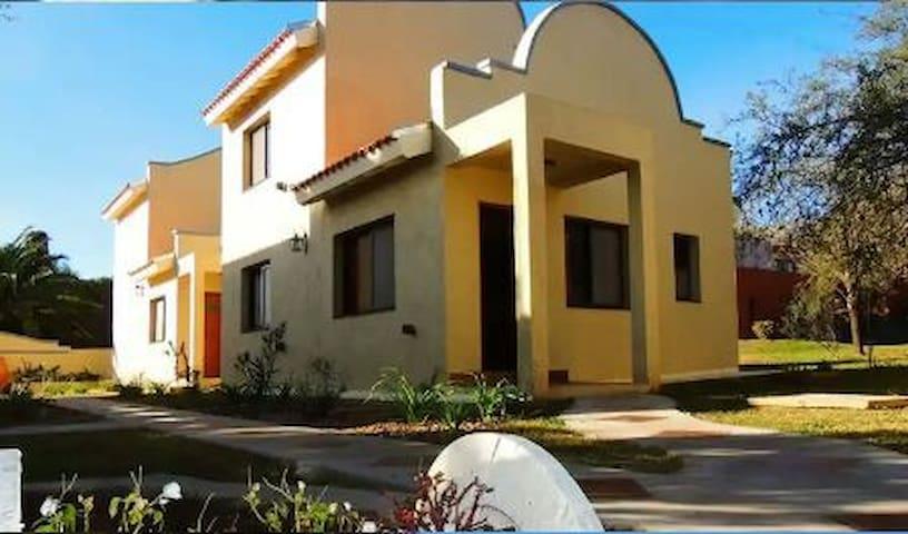 Dúplex para 4 zona céntrica, Villa de Merlo
