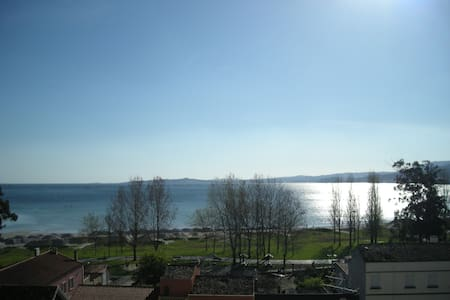 Apartamento con preciosas vistas al Mar - Boiro - Lyxvåning