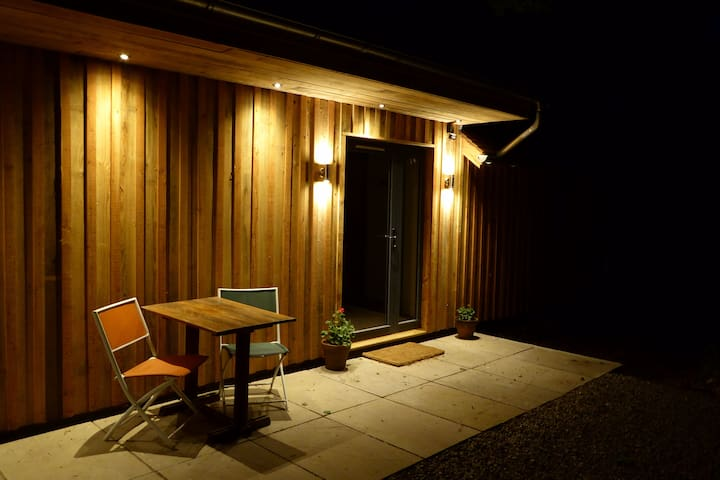 Warm nights on the Veranda