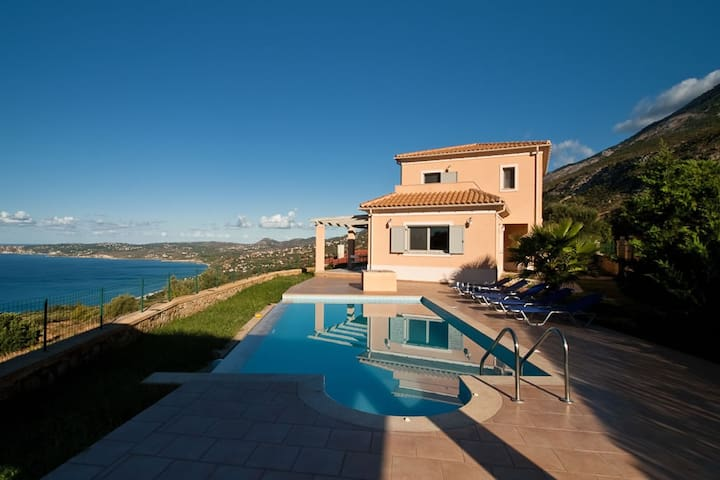 Dream Villa - Kefallonia