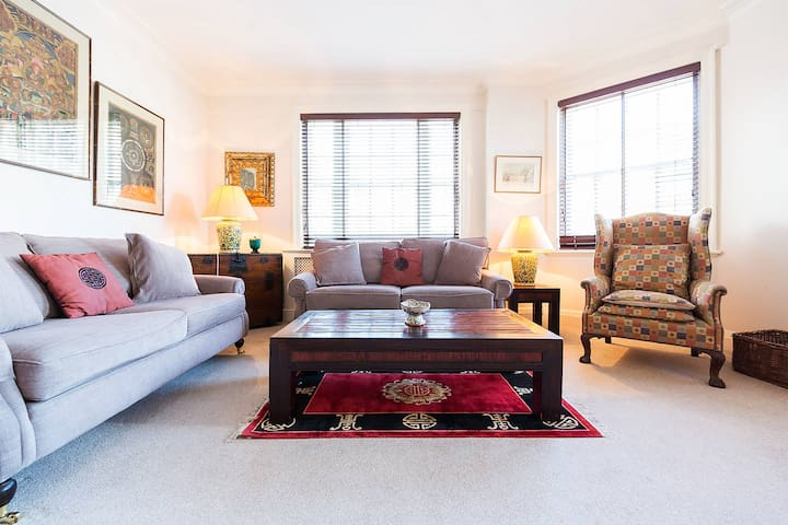 A lovely three bedroom apartment in Knightbridge - London - Condominium
