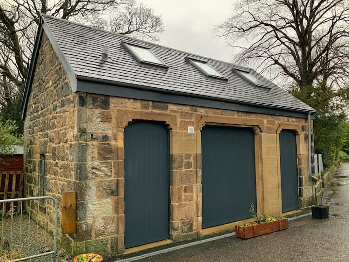 Old Coach House Private Studio in Lenzie