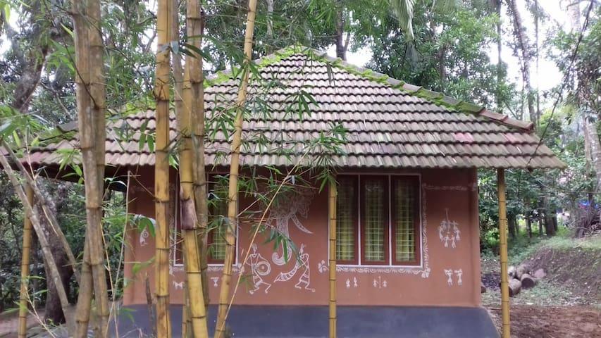 Wayanad Bamboo Hut