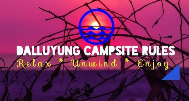 DALLUYUNG CAMPSITE (TENT)