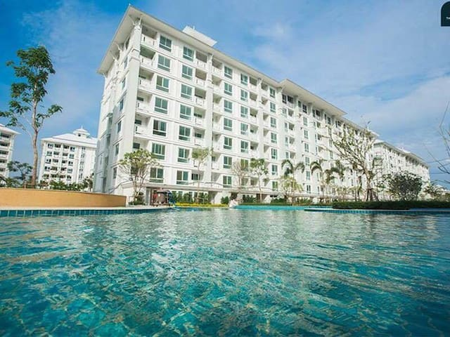 Energy Huahin Pool view 1 bedroom - Hua Hin - Lägenhet