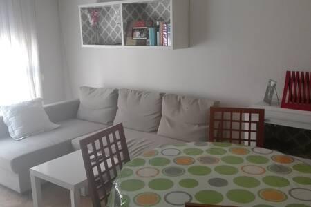 Habitación confortable - Madrid