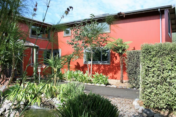 Nikau Loft -excellent location on the Kapiti Coast