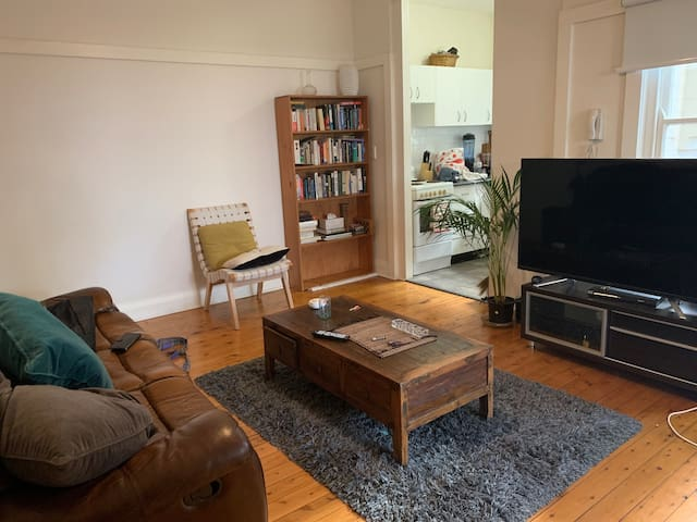 Comfortable 1bd apartment in Manly