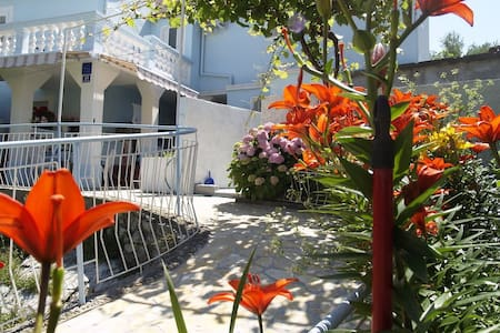 Charming apartment Blue Lite - Lukoran - Apartamento