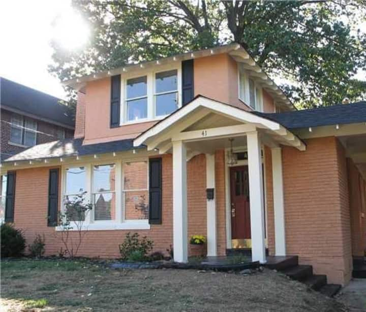 Midtown Home in Overton Square
