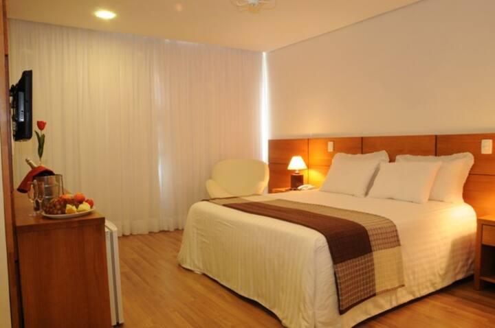 Shelton Hotel - Apartamento Super Luxo