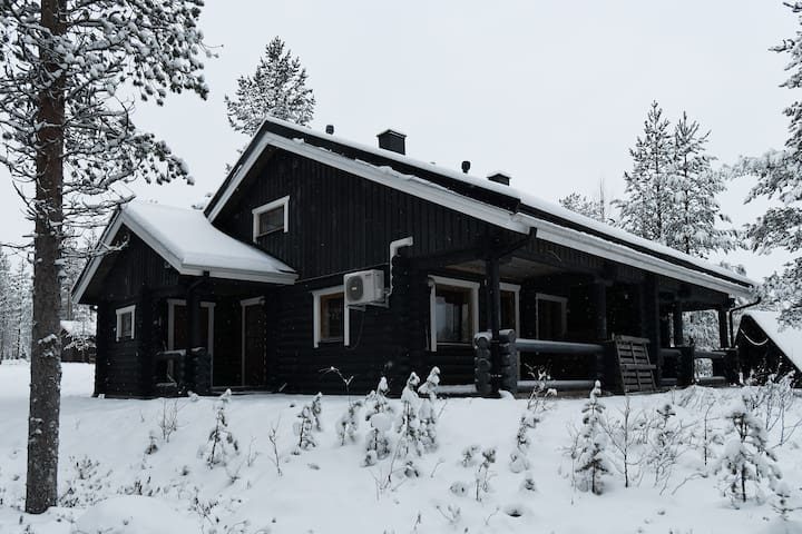 Jänkäkolo Cabin