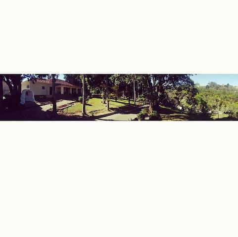 Chacara em São Roque ! Chacara Retiro de São Pedro - São Roque - Kulübe