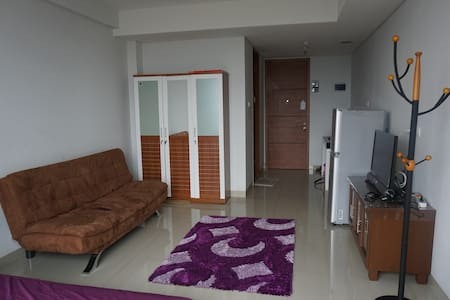 Apartemen Dago Suites Sangkuriang Bandung - Coblong