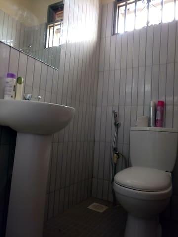 Toilete\