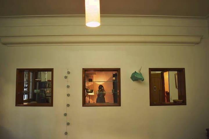Maravillosa casa cerca del centro de la ciudad - Buenos Aires - Casa