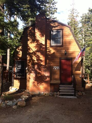 Charming 1949 Tahoe 2BR Cabin - Tahoma - Cottage