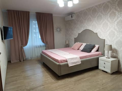 Квартира люкс в центре (парк Кирова)