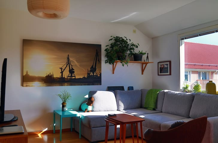 Central apartment with 2 beds - Göteborg - Apartmen