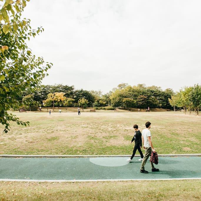 Montmarte Park adlı yerin fotoğrafı