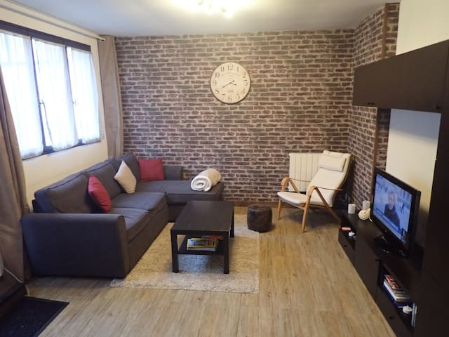Nice & Cosy Flat with Garden