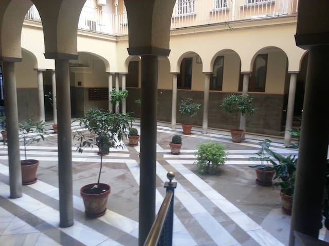 Habitación privada en centro de granada + wifi - Granada - Daire