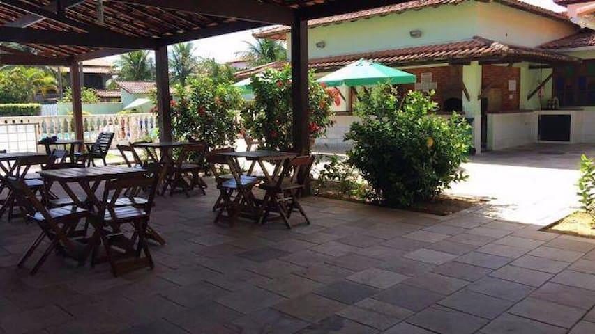 Apartamento em condomínio - Itaúna - Saquarema - Apartment