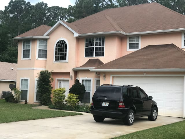 2 story beautiful home in Palm Coast, Florida.