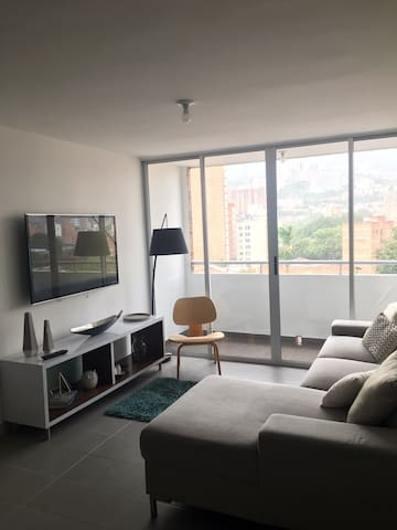 Beautiful and cozy apartment in Medellín