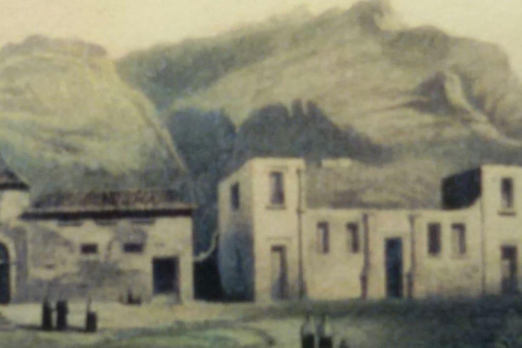 Cultura y olor. Casa de los Condes de la Gomera. S XVI- XVII. Tras ella nuestra oferta educativa