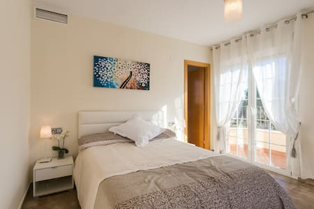 Huge Room Private En-Suite Terraces WiFi Pool