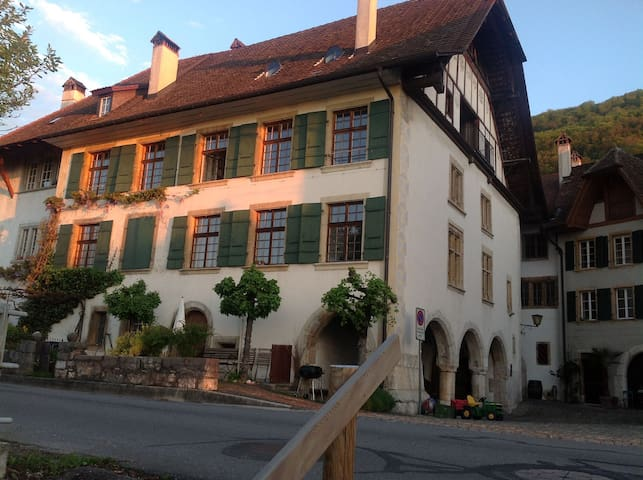 Winzerhaus / Swiss Vine makers House - Ligerz - Kondominium