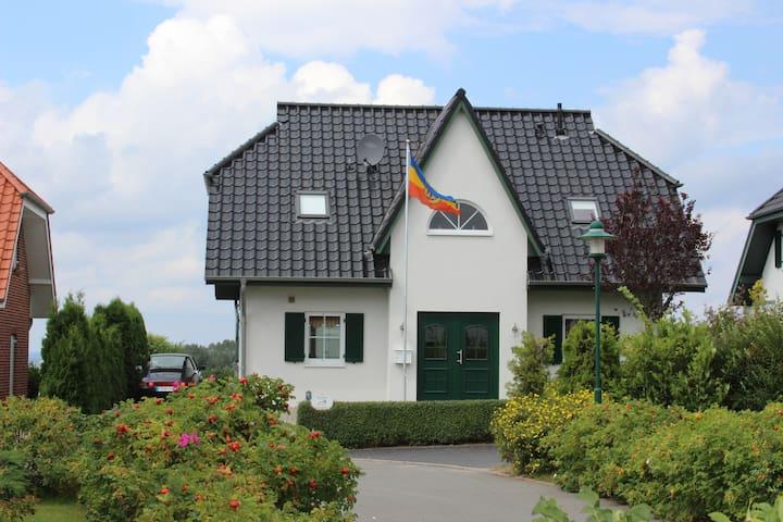 Ferienhaus Ostseeblick