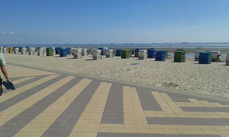 Ferienwohnung Föhr am Südstrand