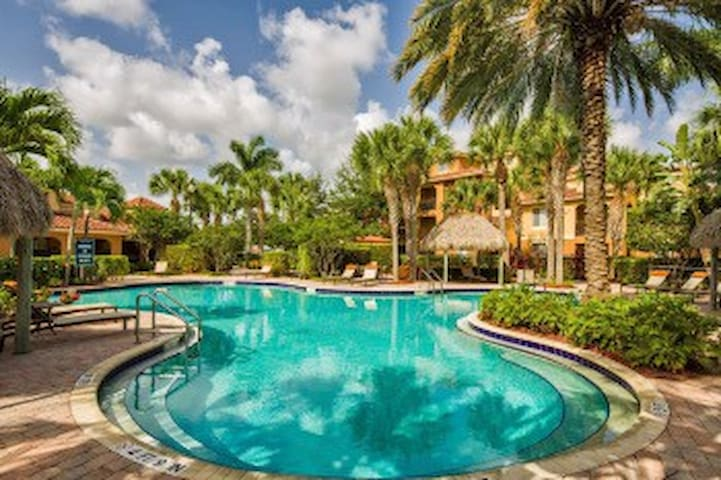 Great stay in Luxury Apartment - West Palm Beach - Huoneisto