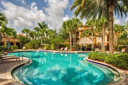 Great stay in Luxury Apartment - West Palm Beach - Byt