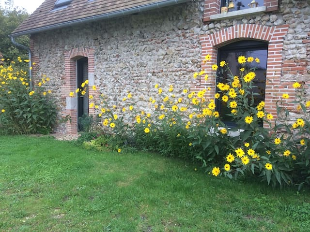 Chambre à la campagne-vallée de la Loire