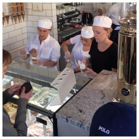 Scarfo Italien icecreambar
