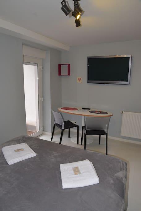le studio du fort appartements avec services h teliers louer metz lorraine france. Black Bedroom Furniture Sets. Home Design Ideas