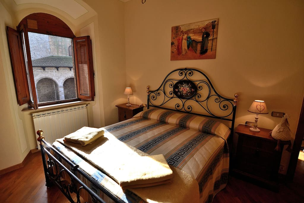 The Bedroom equipped with Chairs, a Desk, Wardrobe and value furnitures.