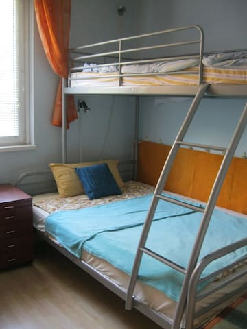 Cosy room near to airport and downtown - Budapeste - Apartamento