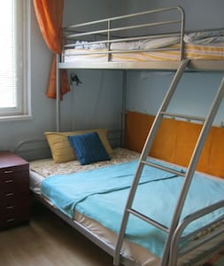 Cosy room near to airport and downtown - Budapest - Pis