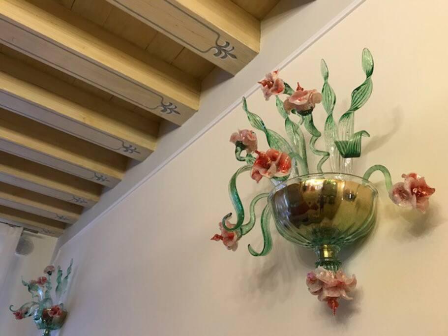 soggiorno-decorazioni murali