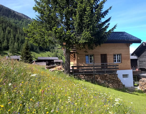 Chalet Daheim - Reckingen-Gluringen - House