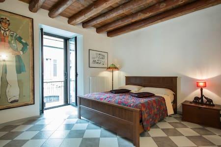 Sottocoperta in Centro Città - Bergamo - Apartment