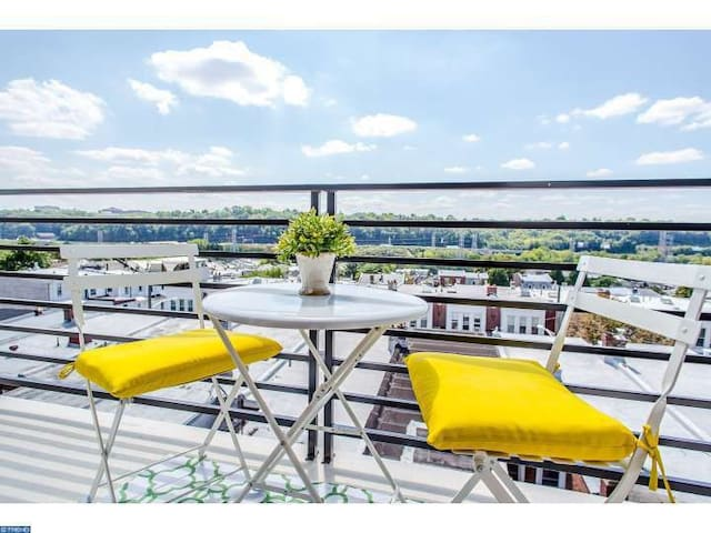 Manayunk Large Home! Events! Views! Philadelphia!
