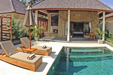 Utara Private Villas 1: Your own Tropical Paradise - North Lombok Regency