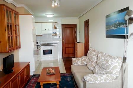 ACOGEDOR APARTAMENTO FRENTE AL PUERTO - San Vicente de la Barquera - 公寓