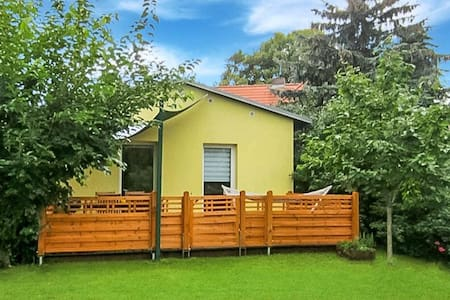 """60 qm / Detached Holiday Home """"Garden View"""""""